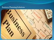 Business Planning Solutions