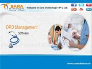 User-friendly OPD Management Software for Hospitals - Sara Solutions