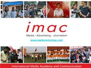 Five Year Action Plan in India by Media Center IMAC