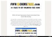 How to Get FIFA 15 Coin Generator Free Download