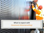The Effective Role of Basement Waterproofing