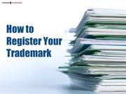 How to Register Your Trademark