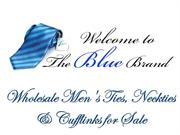 Wholesale Men's Ties & Neckties for Sale From BluebrandLLC