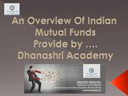 Information about Indian Mutual Fund