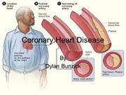 Coronary Heart Disease power point (PE)