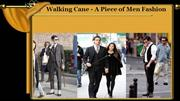 Fashionable Mens Walking Canes
