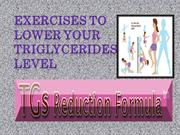 Exercises to Lower Your Triglycerides Level