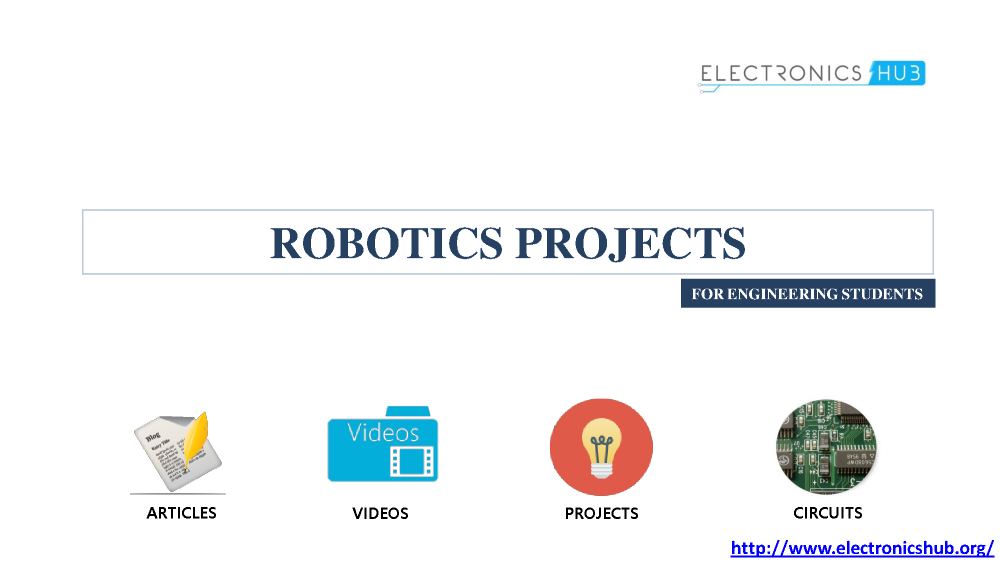 Robotics Projects For Engineering Students Authorstream