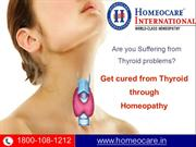 Hypo and Hyper Thyroid Cured by Homeopathy Treatment