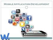 Mobile application development | Android Application Development