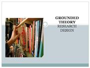 sample good ppt Grounded_Theory