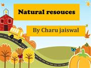 natural resources animated ppt