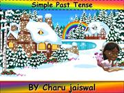 Past tense animated ppt