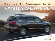 Options to Consider in a Family Vehicle
