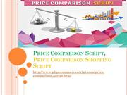 Price Comparison Script, Price Comparison Script PHP