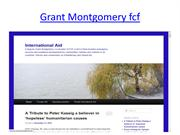 Grant Montgomery co-founder