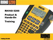 Rhino 5200 Online RHINO Academy Training NL