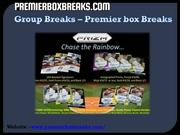 Group Breaks by Premier Box Breaks