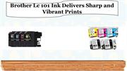 Brother LC101 Ink cartridges for High Quality Prints