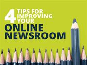 Strategy to Improve Your News Room Online