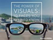 The Power of Visuals (for Marketing and Social Media)