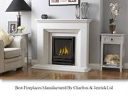 Charlton & Jenrick Ltd - best of British fires, fireplaces and stoves