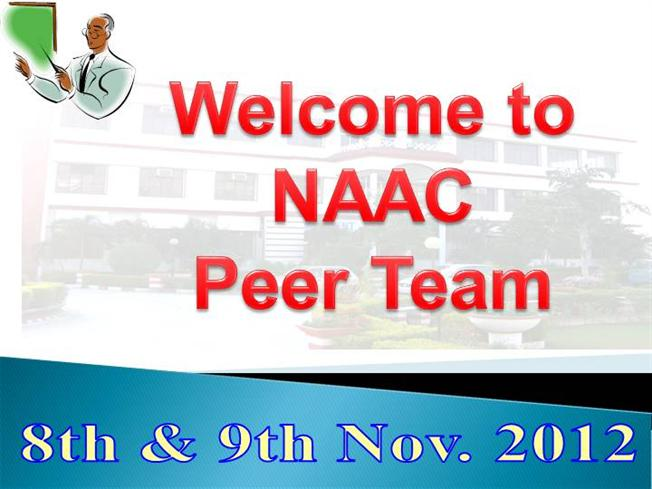 NAAC PPT of RRM |authorSTREAM