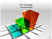 Our Strategy - secrets revealed