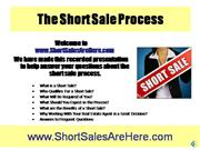 Short Sales Video