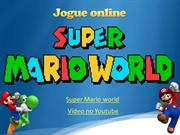 Jogue Super Mario World SNES Online