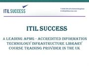 ITIL certification - Go level by level