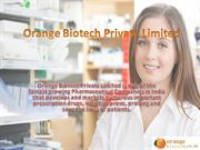 Orange Biotech Private Limited
