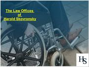 Social Security Disability Lawyers New York