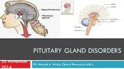 0-PITUITARY GLAND DISORDERS