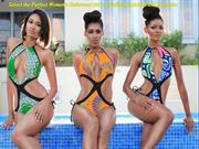 Select the Perfect Women's Swimwear for a Leading Global Brand Iris At