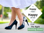 Tips to Pick Right Wedding Shoes
