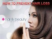 How to Prevent Hair Loss | Online Wigs Canada - Hair & Beauty Canada
