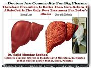 New oral therapy for chronic hepatitis C,,By:Dr. Sajid Mumtaz Sodhar