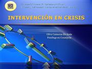 Gilvic. intervencion en crisis
