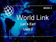 worldlink level 5 unit 2