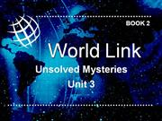 worldlink level 5 unit 3