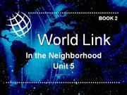 worldlink level 5 unit 5