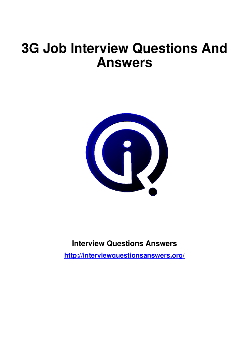 g interview questions answers guide authorstream related presentations