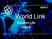 worldlink level 5 unit 6