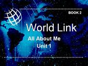 worldlink level 5 unit 1