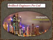 cable trys By Brilltech Engineers