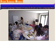 French Language Classes in France to Brush up Your Language Skill