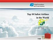 Top 10 Safe Airlines