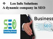 SEO is a approach to globalize buisness