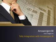 Data Integration & Migration for Tally ERP Integration